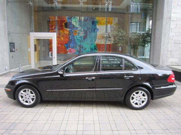 2006 Mercedes-Benz E-350 4MATIC - Local Vehicle - NO ACCIDENTS!