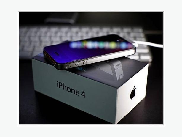 iPhone 4 - 16GB - Telus