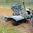 WANTED: garden tiller, tow behind garden tractor