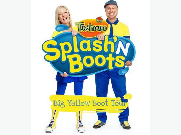 Splash N Boots