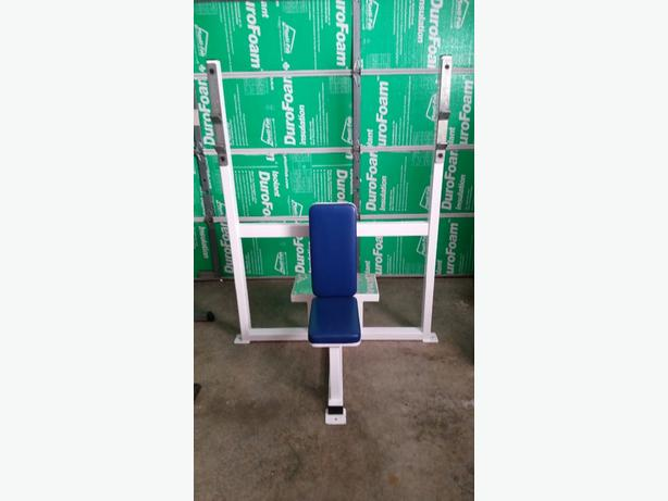 shoulder press bench