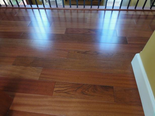 1 box hardwood