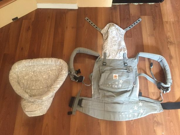 Ergo Baby + infant insert