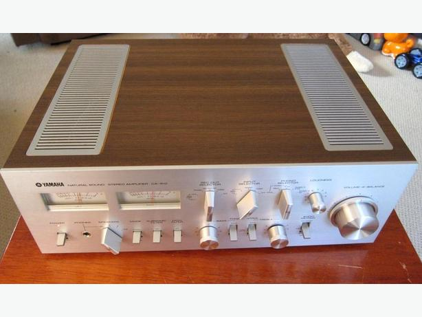 CLASSIC YAMAHA CA-810 INTEGRATED AMPLIFIER AMP *VERY NICE*