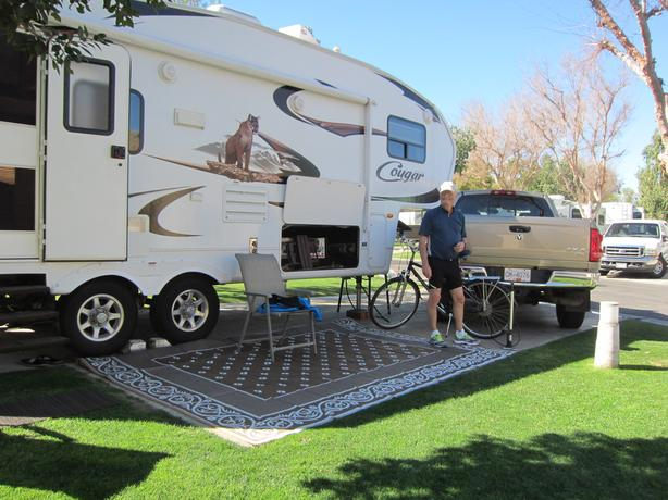 2011 Keystone Cougar 244RLS 5th Wheel Trailer
