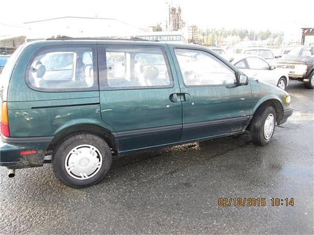 1994 Mercury Villager GS