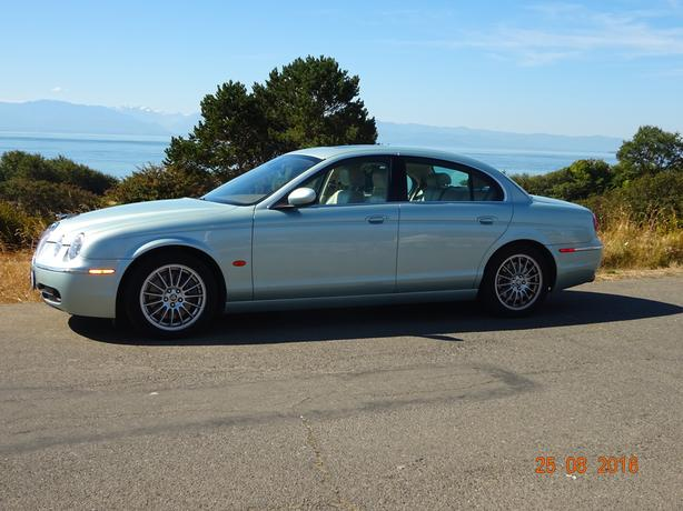2006 Jaguar S- INCREDIBLE REDUCED PRICE- low mileage beauty