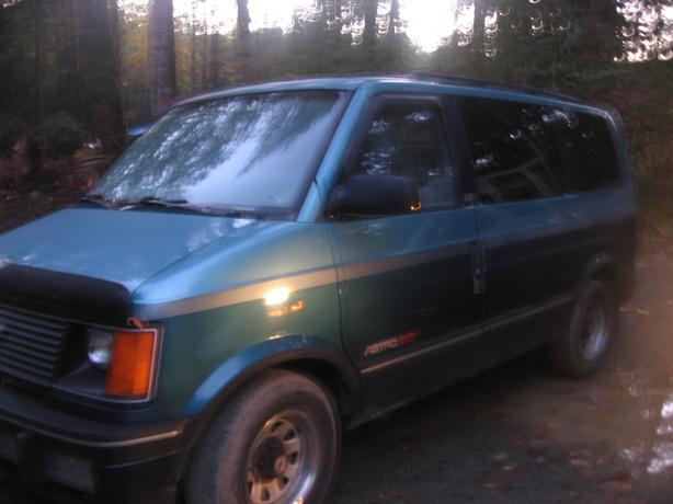 1993 astro van