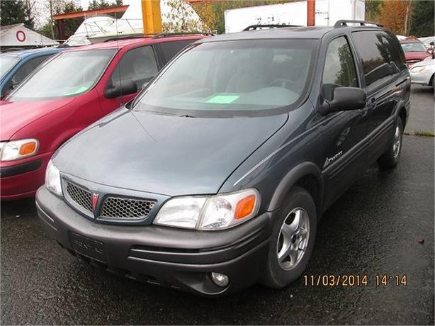 2004 Pontiac Montana 1SA Extended