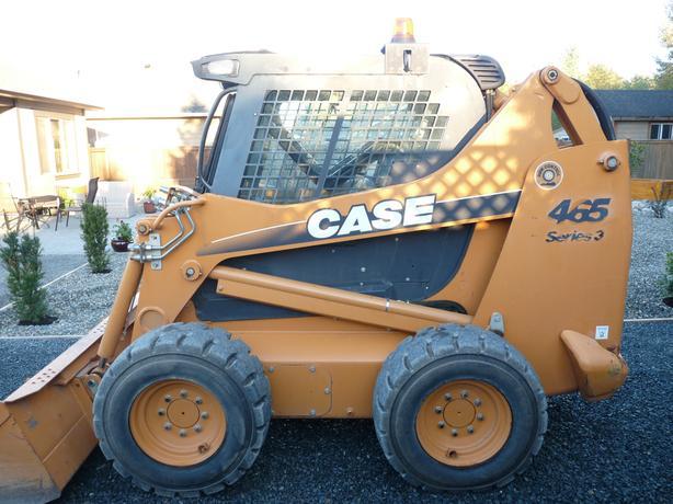 2008 Case 465 Series 3 Skid Steer