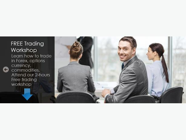 Don't Miss the Chance! Register Now for Free Trading Workshop