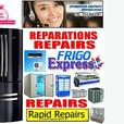 appliance repair fridge refrigerator heat pump air conditioning repairing