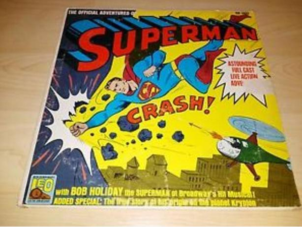 The Official Adventures of Superman (1966) Record