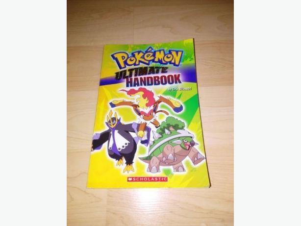Pokemon Ultimate Handbook - 480 Pokemon Detailed