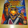 1988 Burger King Alf Malacca Rocks Play Kit & Record