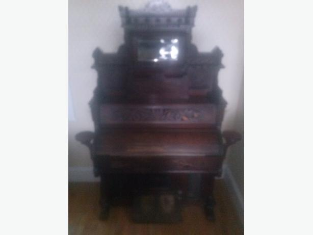 1850's Antique Organ