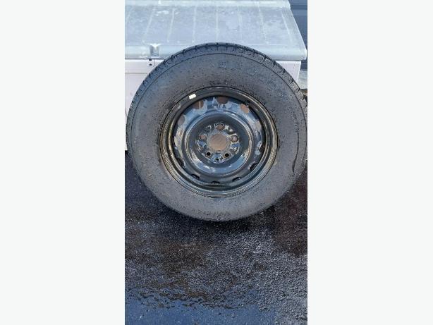 4 BF Goodrich slalom winter tires