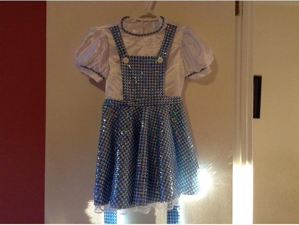 Halloween costume-Dorothy