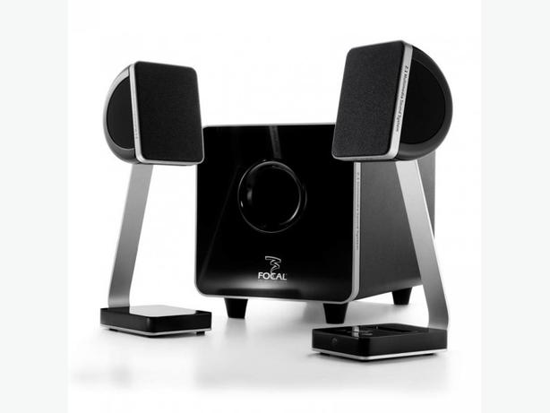 Focal XS 2.1 High-End Multimedia Computer Speakers