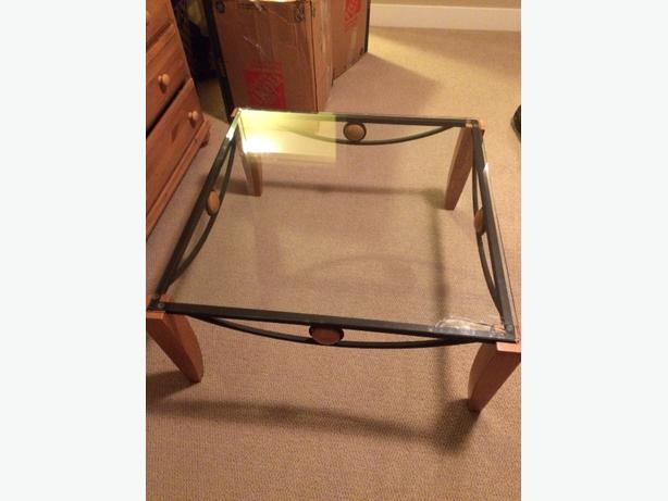 FREE: Twin Mattress and Coffee Table