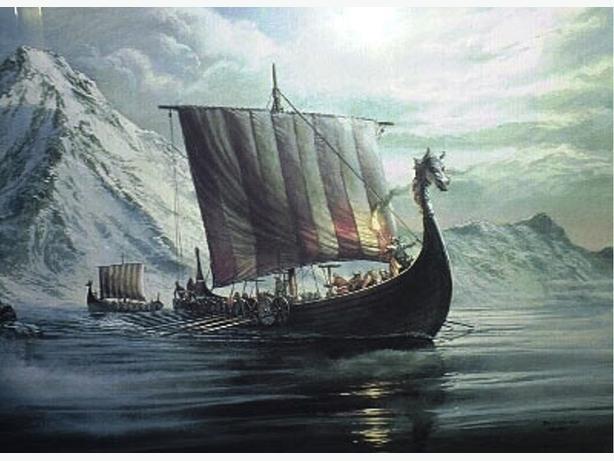 RARE ANCIENT VIKINGS ARTIFACT (1031)