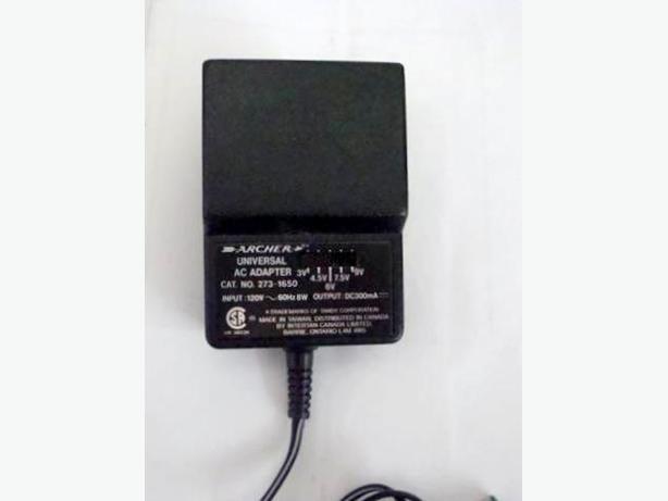 Universal Multi-Power Adapter