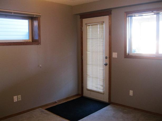Walk out basement suite with separate entrance close to L R T, NW
