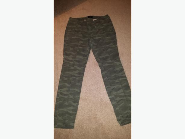 Womens camo pants