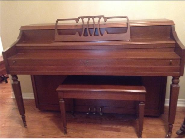 Beautiful Lesage Piano