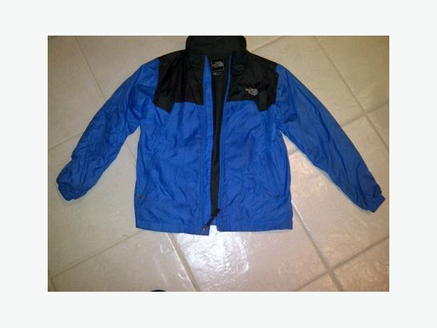North Face fall jacket in size M