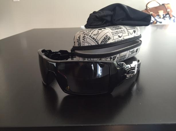 Oakley oil rigs-polarized black