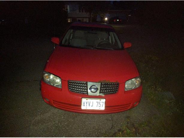 2005 Nissan Sentra 1.8L Auto