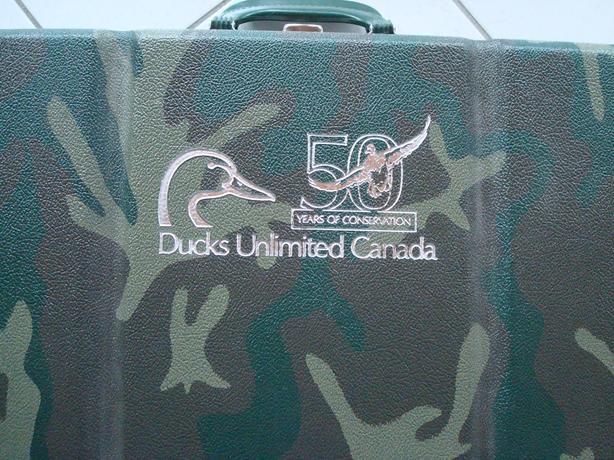 DUCK'S CAMO HARD SHELL GUN CASE Price Drop Nov.15