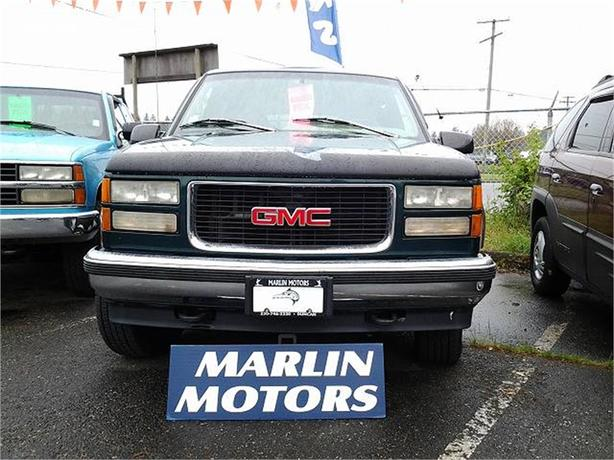 1996 GMC Suburban 1500 4WD