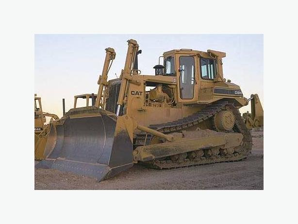 WANTED: someone with a large bulldozer to clear and acreage