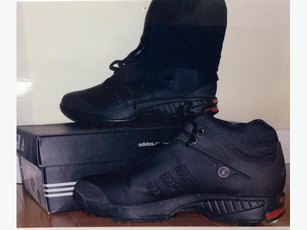 Ladies Adidas Mudskipper Golf Boots