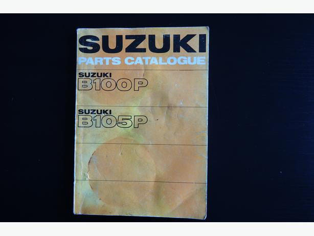 Suzuki Parts Catalogue