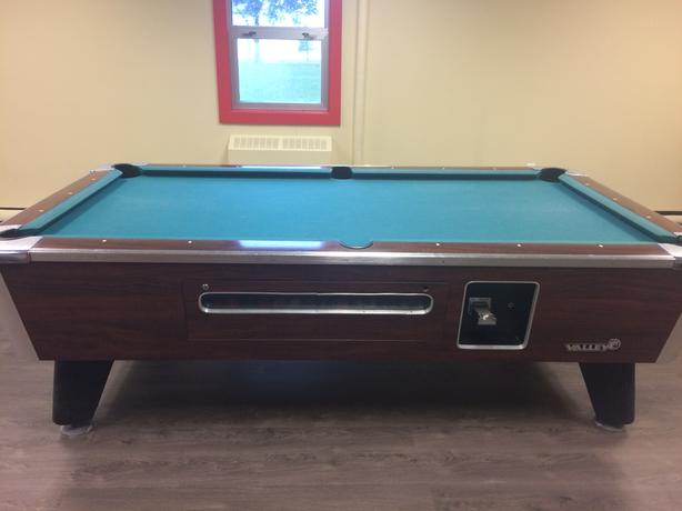 Pool Tables (only one left)