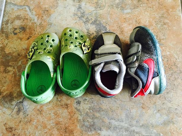 Children's Shoes for sale, from $5 up to $18