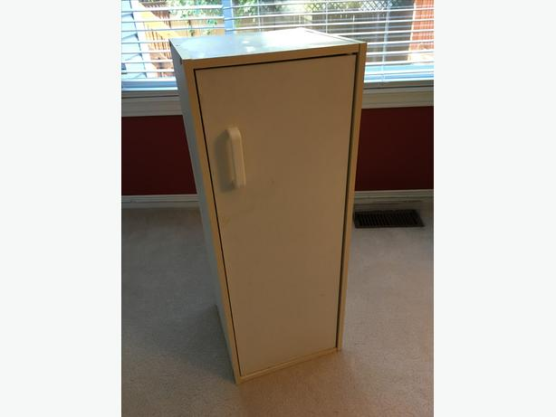 Shelf/Cabinet with door.