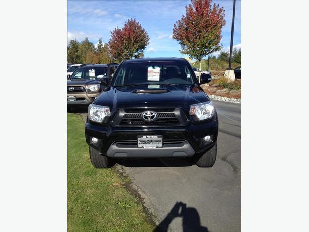 2015 Toyota Tacoma V6 TRD Sport