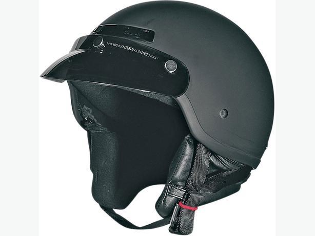 Z1R Drifter motorcycle helmet - Open Face Style - Size Large - Like New