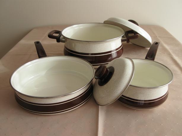 Sanko Ware Pots & Pans