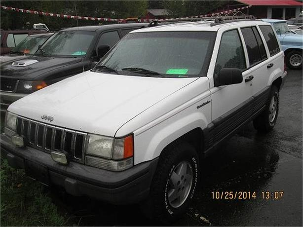 1995 Jeep Grand Cherokee SE 4WD