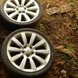 mitsubishi winter wheels