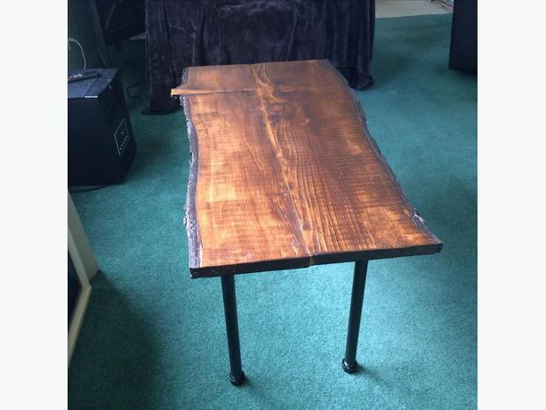 Reduced - Live Edge Coffee Table - new build