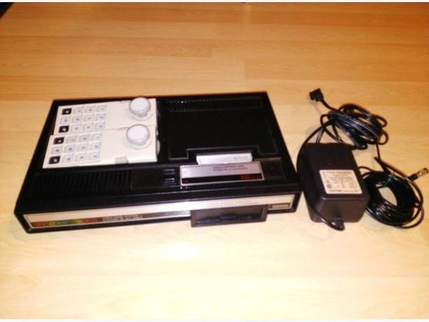 Vintage 1982 Colecovision System - Tested & Works