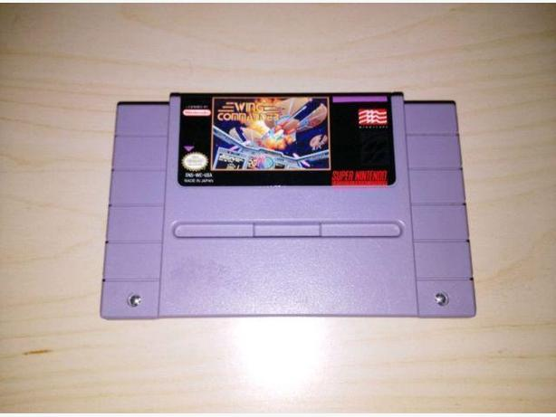Wing Commander For The Super Nintendo