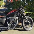 2007 Harley Nightster 1200