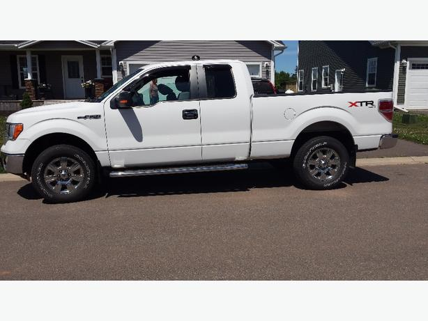 2011 Ford F150 Supercab Pickup Truck